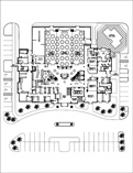 Architectural Layout plan