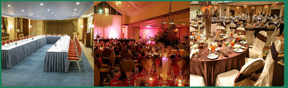 Spacious Meeting Rooms and Banquet Halls in Ocala FL