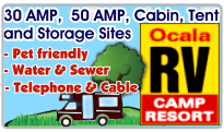 Ocala RV Camp